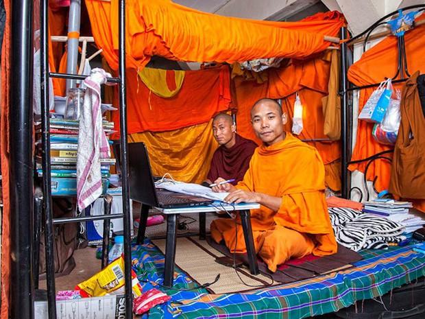 Phòng trọ của sinh viên trên thế giới: Nơi xịn sò như khách sạn 5 sao, nơi tối tăm chật chội hơn cả nhà ổ chuột tại Việt Nam - Ảnh 13.