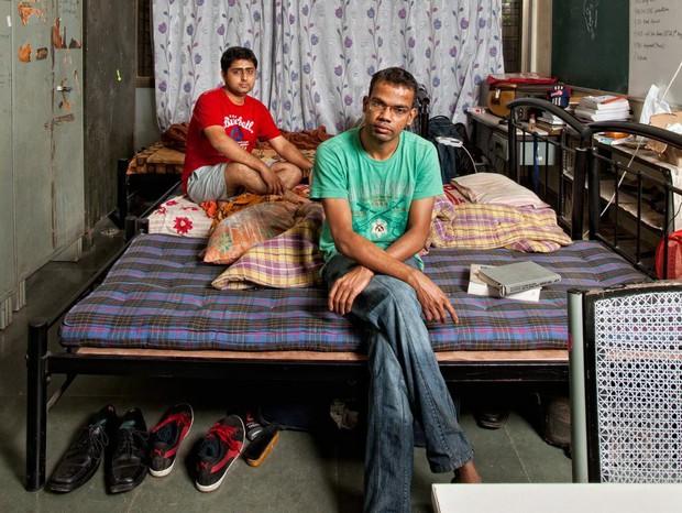 Phòng trọ của sinh viên trên thế giới: Nơi xịn sò như khách sạn 5 sao, nơi tối tăm chật chội hơn cả nhà ổ chuột tại Việt Nam - Ảnh 19.