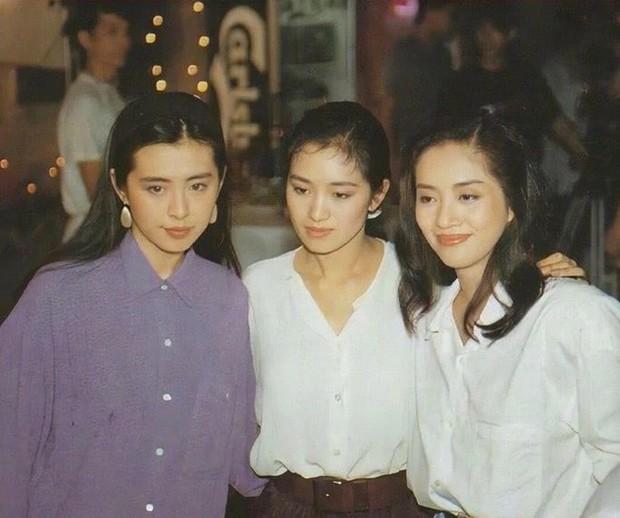 Hoài niệm quá khứ trước nhan sắc thời thanh tân rực rỡ của dàn mỹ nhân Hong Kong một thời khuynh đảo Châu Á - Ảnh 8.