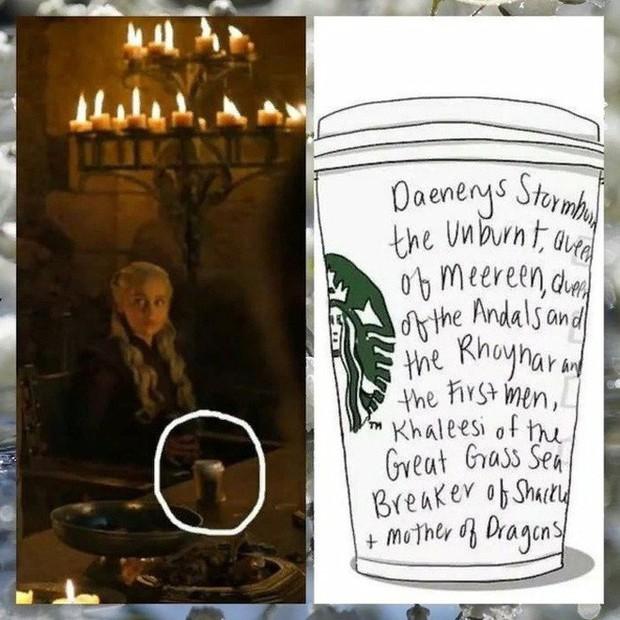 Trong Game of Thrones, 9 chi tiết này vô lý chẳng kém cốc cà phê Starbucks - Ảnh 11.