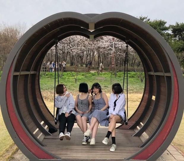 Hội bạn thân mới toanh gồm 4 du học sinh Việt tại Hàn, phong cách xinh xắn như idol sắp debut - Ảnh 7.