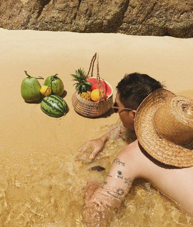 """Trai đẹp """"tung thính"""" bằng loạt ảnh check-in cực xịn khiến ai cũng trầm trồ: Thiên đường biển hot nhất hè này chính là Quy Nhơn! - Ảnh 13."""
