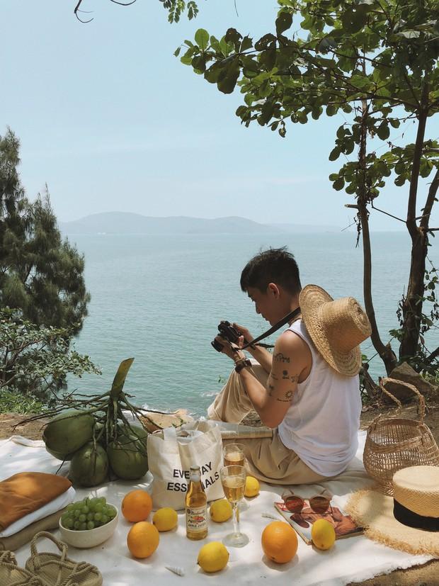 """Trai đẹp """"tung thính"""" bằng loạt ảnh check-in cực xịn khiến ai cũng trầm trồ: Thiên đường biển hot nhất hè này chính là Quy Nhơn! - Ảnh 3."""