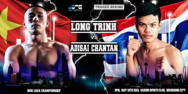 Nhà vô địch châu Á Trần Văn Thảo tái xuất gặp đối thủ Trung Quốc, sẵn sàng làm rạng danh cho boxing Việt - Ảnh 2.