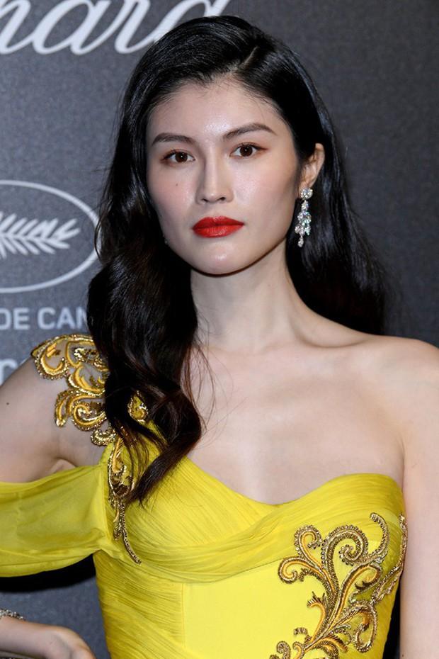 Sự kiện bên lề Cannes: Ming Xi - Sui He cạnh tranh sắc vóc khốc liệt, Lưu Đào - Quan Hiểu Đồng chẳng chịu lép vế - Ảnh 6.