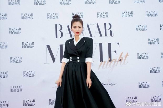 Sự kiện bên lề Cannes: Ming Xi - Sui He cạnh tranh sắc vóc khốc liệt, Lưu Đào - Quan Hiểu Đồng chẳng chịu lép vế - Ảnh 11.