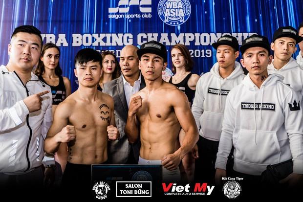 Nhà vô địch châu Á Trần Văn Thảo tái xuất gặp đối thủ Trung Quốc, sẵn sàng làm rạng danh cho boxing Việt - Ảnh 1.