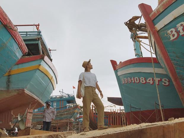 """Trai đẹp """"tung thính"""" bằng loạt ảnh check-in cực xịn khiến ai cũng trầm trồ: Thiên đường biển hot nhất hè này chính là Quy Nhơn! - Ảnh 18."""