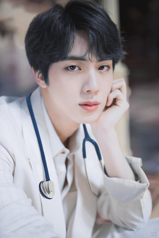 Gặp được bác sĩ như dàn idol Kpop tuyệt sắc này, chắc ai cũng muốn đến bệnh viện để khám bệnh tương tư mỗi ngày - Ảnh 10.