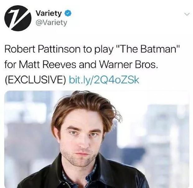Từ Ma Cà Rồng đến Người Dơi, Robert Pattinson đã dùng 11 năm để phản công bạn gái cũ - Ảnh 1.