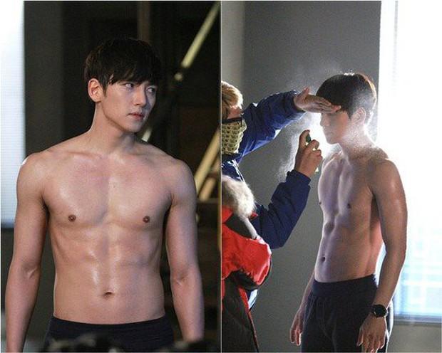 Đời buồn của Ji Chang Wook: Hứa với fan khi nhập ngũ sẽ ráng có cơ bụng đẹp, ai dè tăng hẳn 12 kg bụng dồn 1 múi - Ảnh 8.