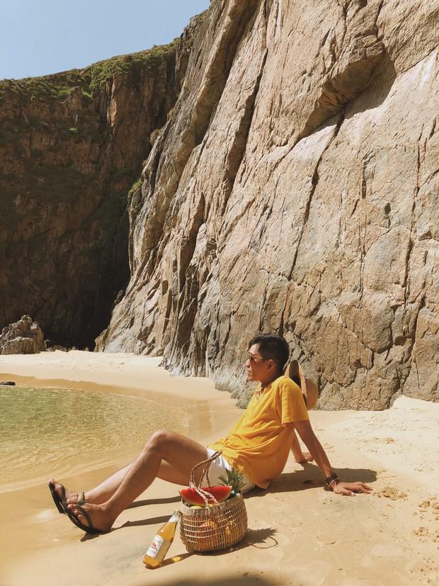 """Trai đẹp """"tung thính"""" bằng loạt ảnh check-in cực xịn khiến ai cũng trầm trồ: Thiên đường biển hot nhất hè này chính là Quy Nhơn! - Ảnh 25."""