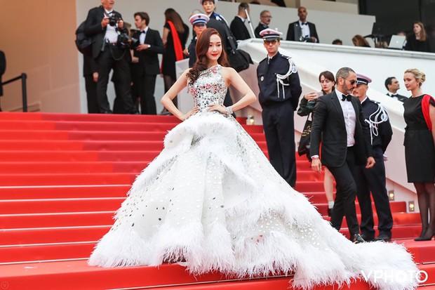 Không phải minh tinh Hollywood, dàn mỹ nhân châu Á sau đây mới thống trị thảm đỏ Cannes 2019: Trùm cuối là ai? - Ảnh 21.