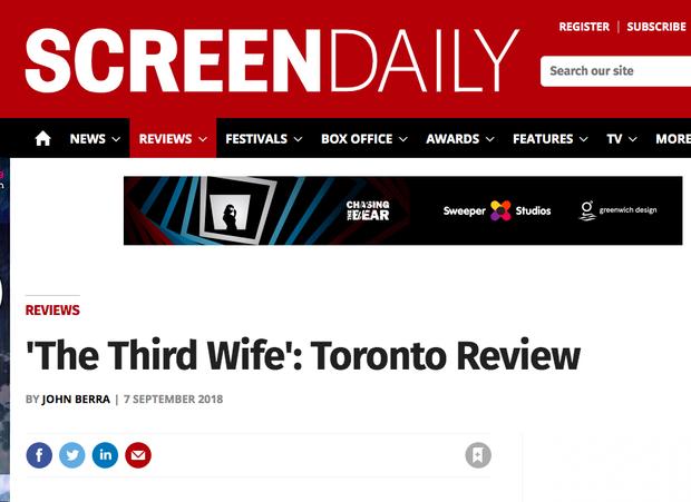 Gây tranh cãi vì cảnh nóng của diễn viên chưa đủ tuổi, báo chí nước ngoài nhận xét gì về Vợ Ba? - Ảnh 3.