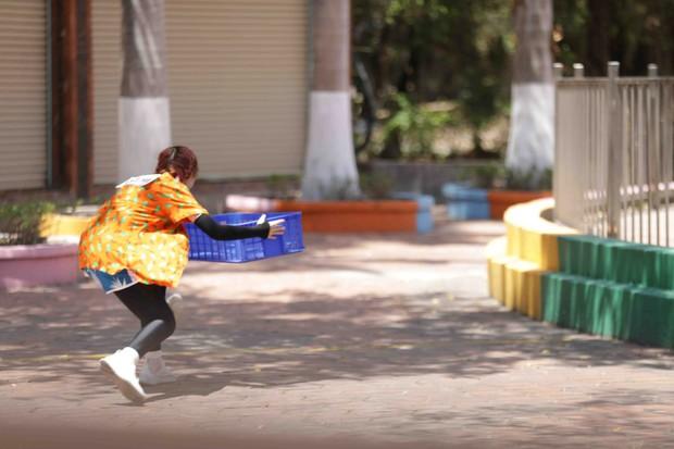Khởi My - Kelvin Khánh chơi Running Man mà cứ ngỡ như đang quay phim ngôn tình - Ảnh 5.