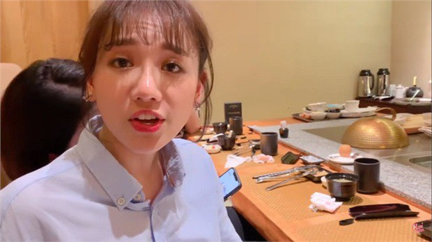 Nữ hoàng dao kéo Lê Giang bị Trấn Thành tố cáo vừa phẫu thuật thẩm mỹ vì môi sưng khác lạ? - Ảnh 5.