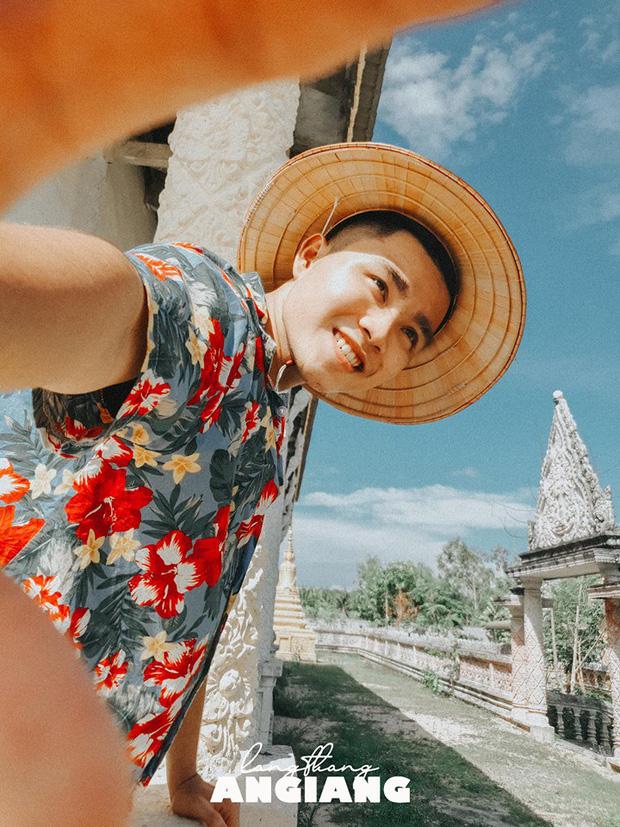 Lang thang An Giang với trai đẹp hết 1 ngày mới thấy: Thiên đường sống ảo miền Tây là đây chứ đâu! - Ảnh 1.