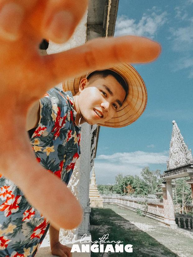 Lang thang An Giang với trai đẹp hết 1 ngày mới thấy: Thiên đường sống ảo miền Tây là đây chứ đâu! - Ảnh 4.