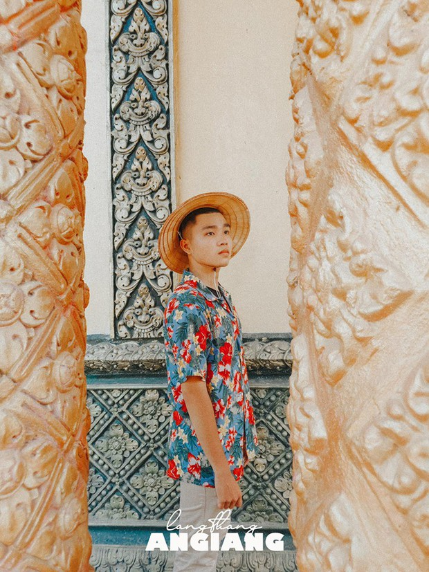 Lang thang An Giang với trai đẹp hết 1 ngày mới thấy: Thiên đường sống ảo miền Tây là đây chứ đâu! - Ảnh 2.