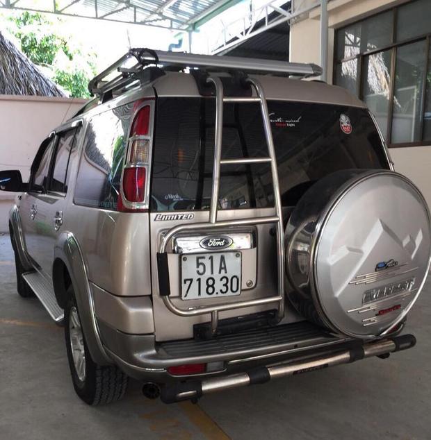 Vụ 2 khối bê tông chứa thi thể: Bên trong chiếc ô tô chở xác nạn nhân đi phi tang có gì? - Ảnh 1.