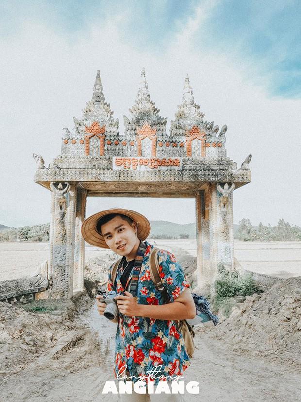 Lang thang An Giang với trai đẹp hết 1 ngày mới thấy: Thiên đường sống ảo miền Tây là đây chứ đâu! - Ảnh 5.