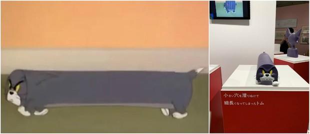 Bảo tàng Nhật Bản tưởng nhớ những pha bị troll của mèo Tom trong phim đang khiến cả cộng đồng mạng phát sốt - Ảnh 10.