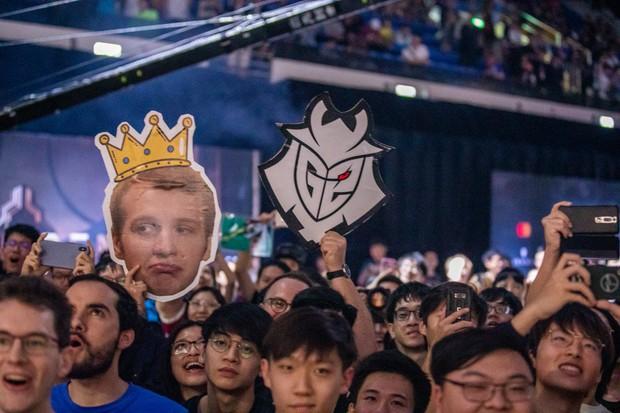Nhìn lại lễ bế mạc MSI 2019 siêu hoành tráng tại Đài Loan, khởi nguồn cho chiến thắng đi vào lịch sử của G2 Esports - Ảnh 21.