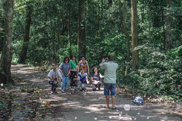 Chuyến đi Cúc Phương những ngày cuối mùa bướm rừng: Chốn thần tiên có vẻ đẹp riêng của sự muộn màng - Ảnh 11.