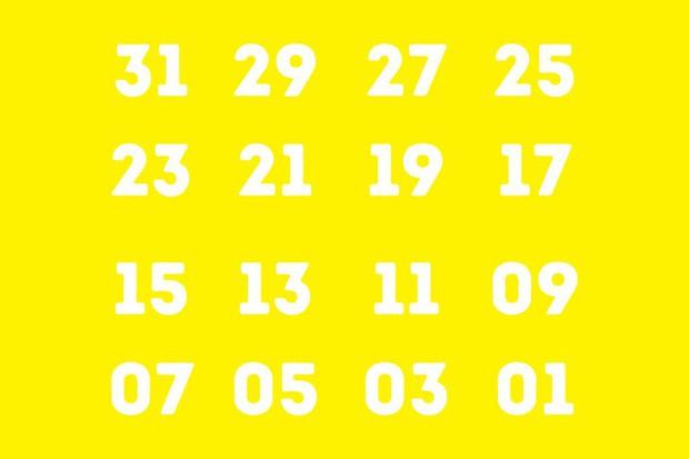 Phải cực kỳ thông minh bạn mới khám phá được bí ẩn chọn số theo quy luật màu sắc này - Ảnh 2.