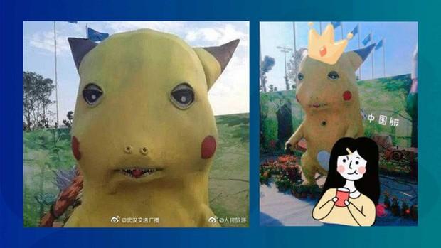 Những phiên bản Pikachu đến từ Trung Quốc này sẽ ám ảnh giấc mơ của bạn mỗi đêm - Ảnh 1.