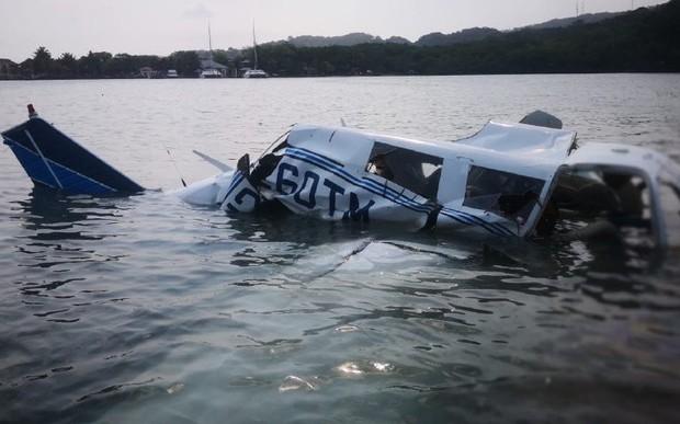 Máy bay rơi ở Honduras, 4 công dân Canada thiệt mạng - Ảnh 1.