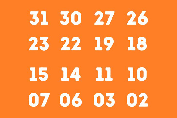Phải cực kỳ thông minh bạn mới khám phá được bí ẩn chọn số theo quy luật màu sắc này - Ảnh 3.