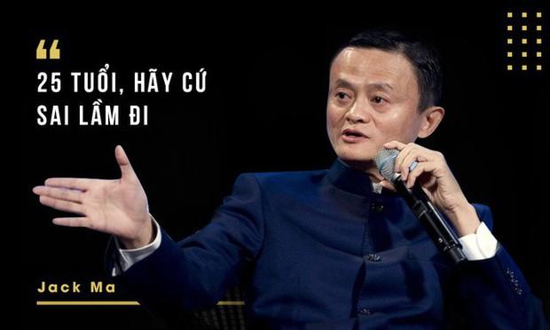 Lời khuyên đắt giá từ tỷ phú Jack Ma để học cách đối mặt với lời từ chối: Hãy coi đó là cơ hội giúp bạn phát triển!  - Ảnh 4.
