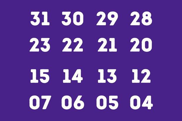 Phải cực kỳ thông minh bạn mới khám phá được bí ẩn chọn số theo quy luật màu sắc này - Ảnh 4.