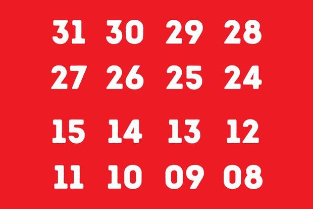 Phải cực kỳ thông minh bạn mới khám phá được bí ẩn chọn số theo quy luật màu sắc này - Ảnh 5.