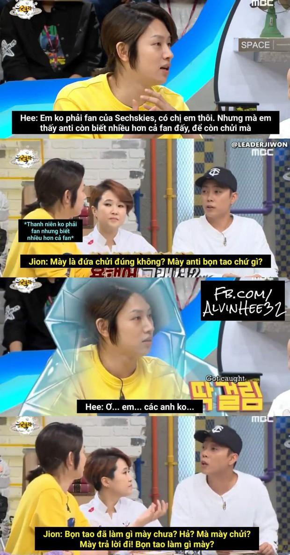 Chú idol đanh đá nhất showbiz Hàn: Tự nhận thứ 2, thánh khẩu nghiệp Heechul cũng không dám đứng nhất - Ảnh 5.