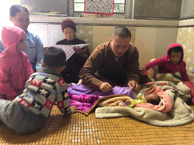 Người phụ nữ giang hồ biến mất bí ẩn sau 1 tháng sinh con ở chùa - Ảnh 4.