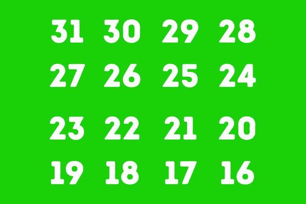 Phải cực kỳ thông minh bạn mới khám phá được bí ẩn chọn số theo quy luật màu sắc này - Ảnh 6.