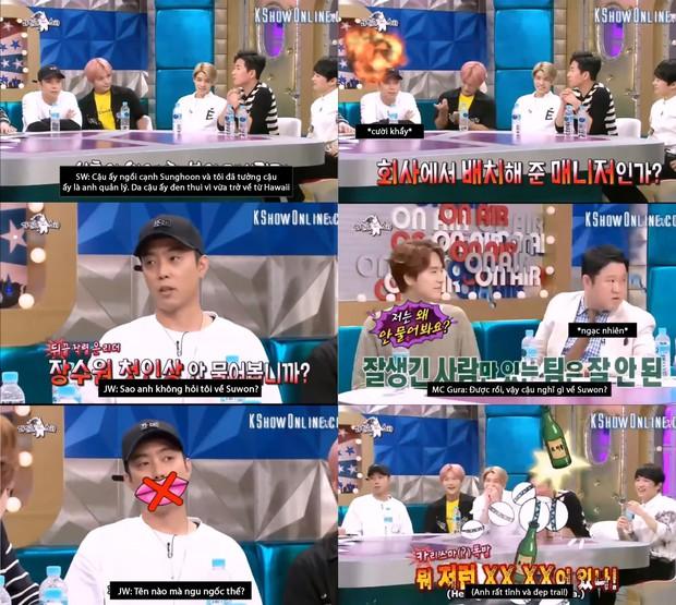 Chú idol đanh đá nhất showbiz Hàn: Tự nhận thứ 2, thánh khẩu nghiệp Heechul cũng không dám đứng nhất - Ảnh 6.