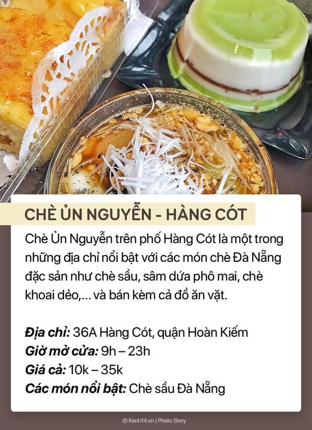 Thời tiết nóng bức, ghé ngay 7 hàng chè trứ danh phố cổ Hà Nội để giải nhiệt - Ảnh 9.
