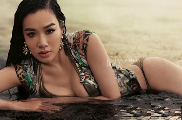 Thời gian bỏ quên Mỹ Nhân Ngư gốc Việt của Châu Tinh Trì - Chung Lệ Đề sexy khó cưỡng ở tuổi tứ tuần - Ảnh 4.