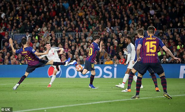 Cận cảnh những cơ hội bị bỏ lỡ đáng tiếc khiến Liverpool trả giá đắt - Ảnh 6.