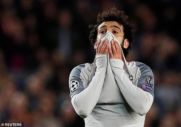 Cận cảnh những cơ hội bị bỏ lỡ đáng tiếc khiến Liverpool trả giá đắt - Ảnh 4.