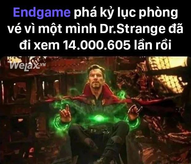 Bảo sao Avengers: Endgame mãi không hết hot khi cư dân mạng cứ chế ra meme đủ kiểu xoay quanh bộ phim này - Ảnh 5.