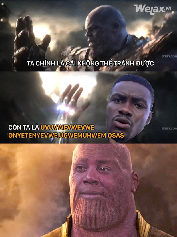 Bảo sao Avengers: Endgame mãi không hết hot khi cư dân mạng cứ chế ra meme đủ kiểu xoay quanh bộ phim này - Ảnh 7.