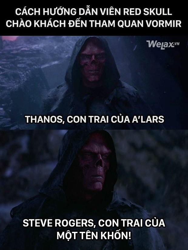 Bảo sao Avengers: Endgame mãi không hết hot khi cư dân mạng cứ chế ra meme đủ kiểu xoay quanh bộ phim này - Ảnh 9.
