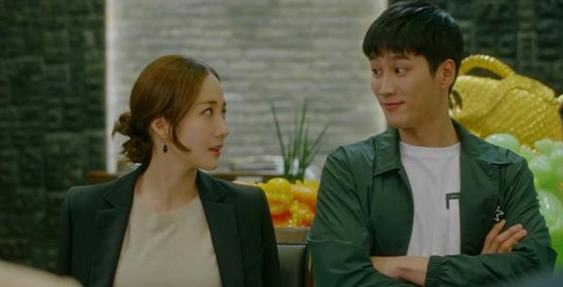 Vừa chơi lớn để Park Min Young diễn cảnh 18+ ở Her Private Life, tvN liền chọc tiết fan vì lí do này! - Ảnh 11.