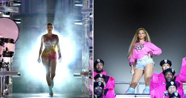 Vô duyên vô cớ, sân khấu ME! của Taylor Swift tại BBMAs bị vu oan đạo sân khấu Coachella 2019 của Beyoncé! - Ảnh 4.