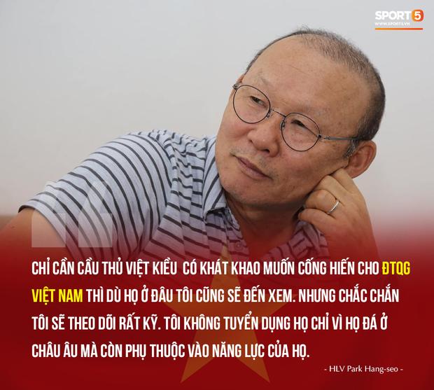 HLV Park Hang-seo lộ động thái mới, tuyển Việt Nam sẽ có tiền đạo Việt kiều cho giấc mơ World Cup? - Ảnh 3.
