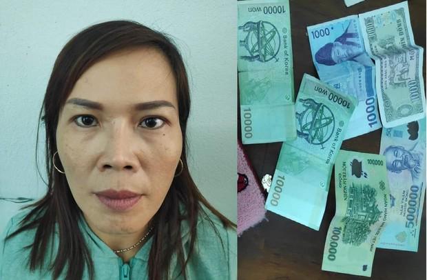 Bắt nữ quái có 3 tiền án, chuyên đi móc túi du khách ở Đà Nẵng - Ảnh 1.